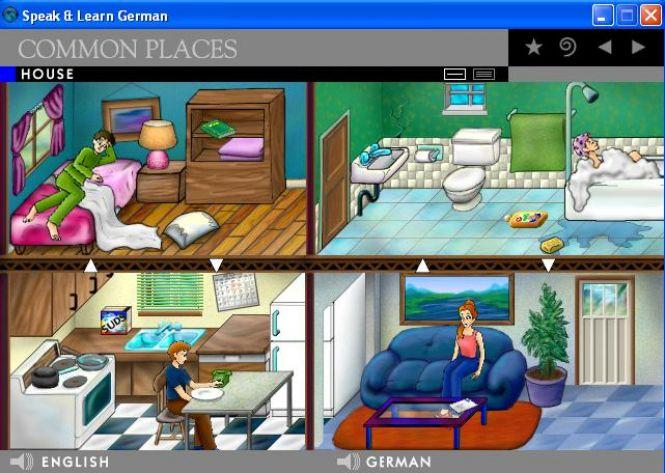 Learn German by playing