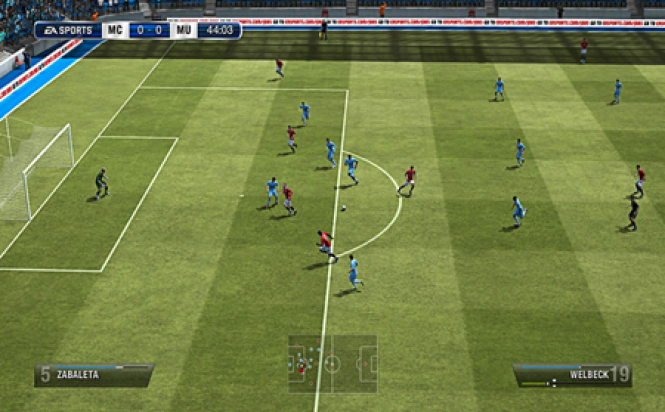 FIFA 14 Panoramic View