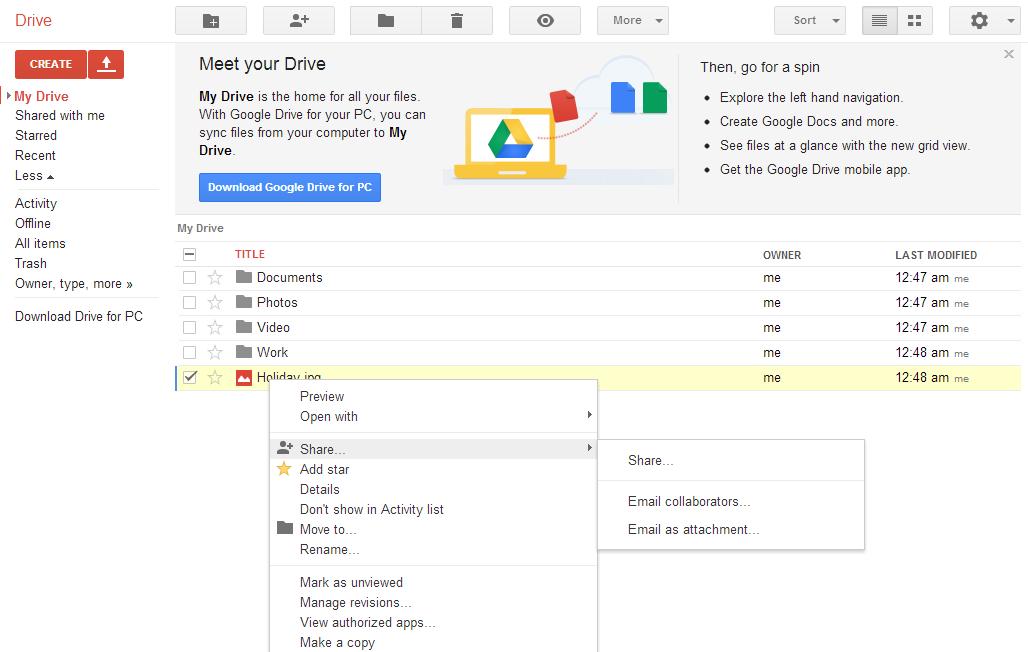 Choose Your Go-To Cloud Storage: Dropbox, Google Drive ...