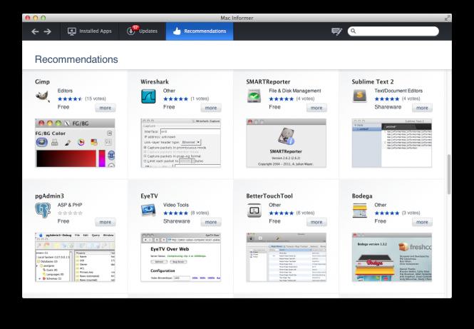 Mac Informer 0.5 beta