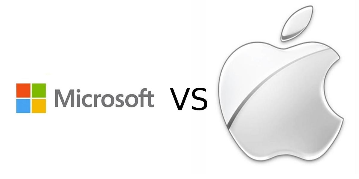 microsoft surface vs ipad