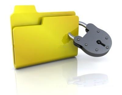 Hide and Lock Your Folders