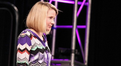 Yahoo CEO Marissa Mayer