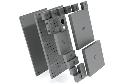 An example of the modular phone