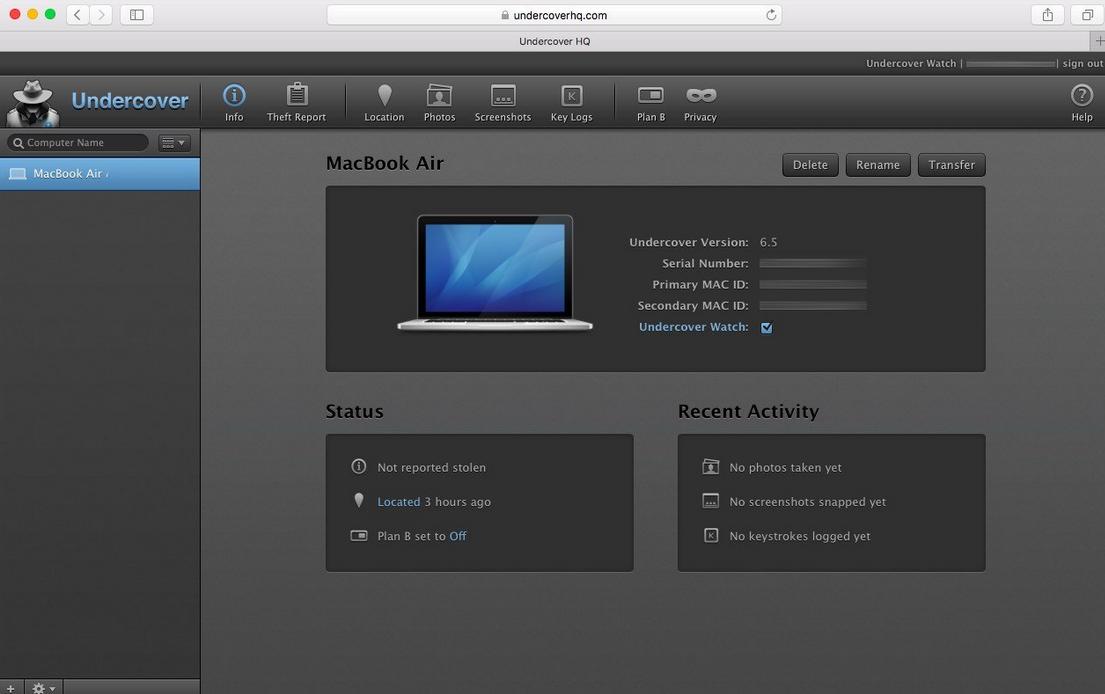Как на mac сделать снимок экрана