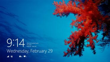 Windows 8: A Complete Design Revamp