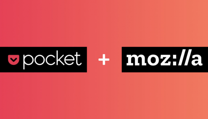 Mozilla acquires Pocket