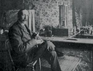 The first hacker in the world:  Nevil Maskelyne (1903)
